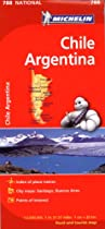 Michelin Chile/Argentina Map 788 (Maps/Regional (Michelin))
