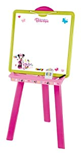 Disney 28069 - Pizarra Minnie + Accesorios Colouring (Smoby)