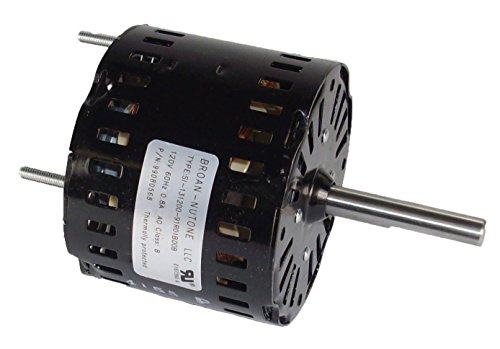 Broan Qtr080 Vent Fan Motor (Je2E003) 1700 Rpm, 084 Amps, 120V # 99080568
