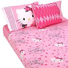 Hello-Kitty-Sweet-and-Sassy-Full-Sheet-Set