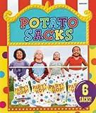 Amscan Potato Sacks - 6 ct
