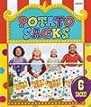 Amscan Potato Sacks  6 ct