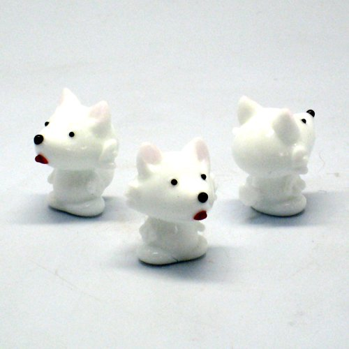Animal of glass [Chihuahua Standing] No.6126 [Toy]