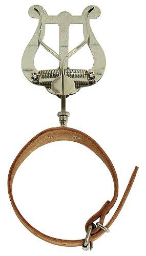 GEWA - Porte Partition De Marche Flûte Grande Lyre Large Bracelet NickelÇ