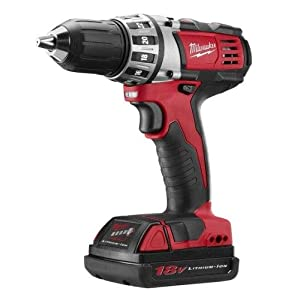 Milwaukee 2601-22 18v Cordless Drill