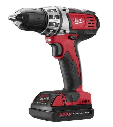 Read About Milwaukee 2601-22 18-volt Li-ion Compact Drill Kit
