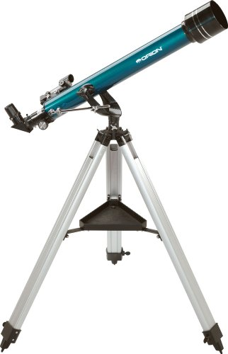 Orion 11042 Observer 60Mm Altazimuth Refractor Telescope (Teal)