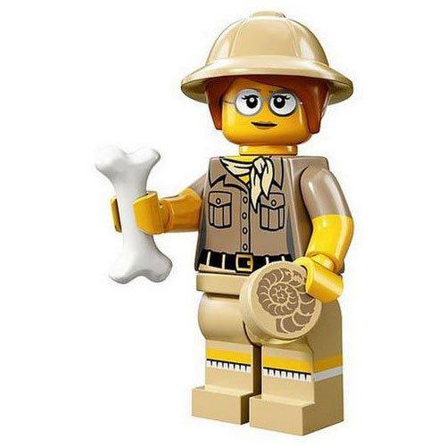 LEGO Minifigures Series 13 Paleontologist Construction Toy