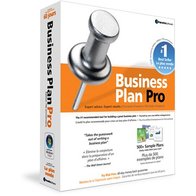 Palo Alto Software Business Plan Pro