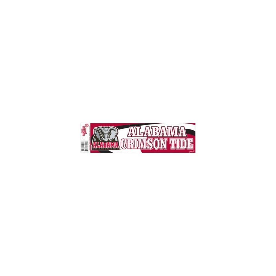 Alabama Crimson Tide Premium Bumper Sticker