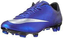 Nike MercurialX Veloce II Ronaldo Firm Ground Cleats [DEEP ROYAL BLUE] (9)