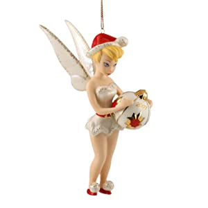 tinkerbell christmas figurines - photo #41