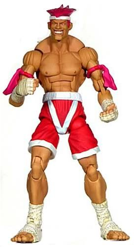 Picture of SOTA Red Adon Action Figure (B000FRB6VK) (SOTA Action Figures)