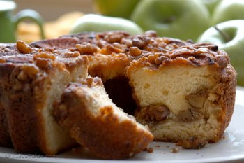 Coffeecakes Apple Walnut Coffee Cake
