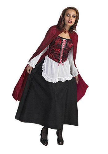 Little Red Riding Hood or Renaissance Costume