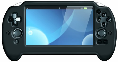 dreamGEAR Comfort Grip for PlayStation Vita Slim (PCH-2000) (Ps Vita 2000 Case compare prices)