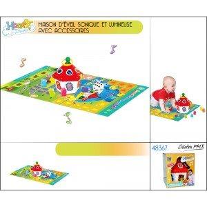 Fx Toys 48367 Maison d'éveil sonore et lumineuse Honey Dream