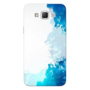INKIF Patterns Designer Case Printed Mobile Back Cover for Samsung Galaxy Grand Max (Blue )