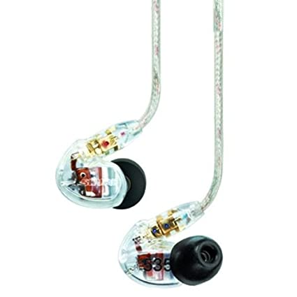Shure SE535 In Ear Headphones