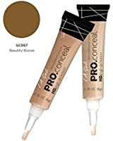 LA Girl Cosmetics Pro Concealer Beautiful Bronze