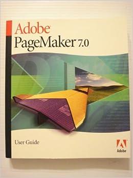 adobe pagemaker 7 0 user guide adobe books. Black Bedroom Furniture Sets. Home Design Ideas
