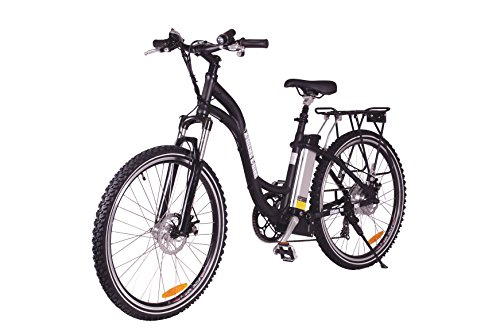 Ladies X-Treme Black Electric Bicycle - Xb-305Li