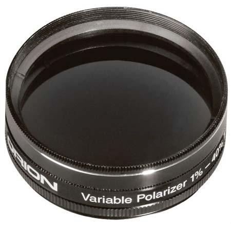 Orion 5562 2-Inch Variable Polarizing Eyepiece Filter