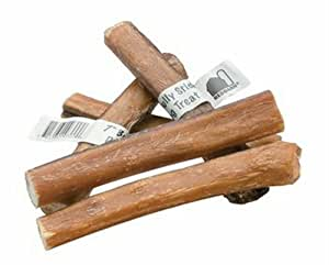 red barn 7 bully stick pet rawhide treat sticks pet supplies. Black Bedroom Furniture Sets. Home Design Ideas