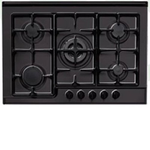 Verona 30 inch Black Gas Cooktop - VECTG532FE