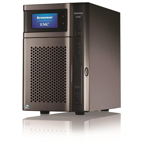 Lenovo PX2-300D 4TB (2HD x 2TB) Network Storage