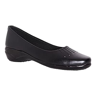 Formal women's black shoe
