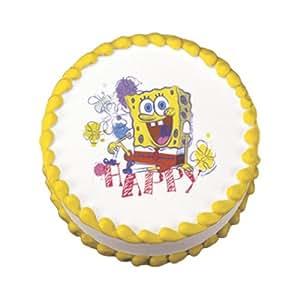Spongebob Cake Topper Amazon