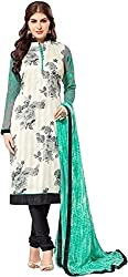 Omsairamcollections Women's Cotton Unstiched Dress Material_02_Multicoloured _Freesize