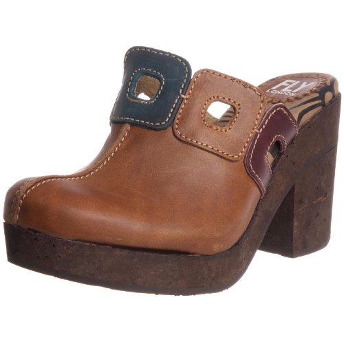 FLY London Women's Udon Clog