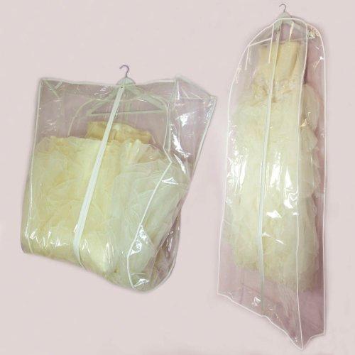 7d2ca1afe6c9 Best Price For Hangerworld Pack of 3 XL Wedding Dress Ball Gown ...