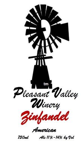 2010 Pleasant Valley Zinfandel 750 Ml