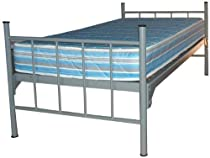 Hot Sale Blantex Non Adjustable Military Bunkable Bed