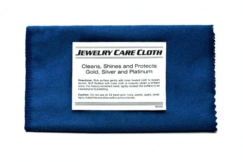 "Polishing Cloth for Silver, Gold, Brass & Most other Metals, 12""x15"" Largest Size"
