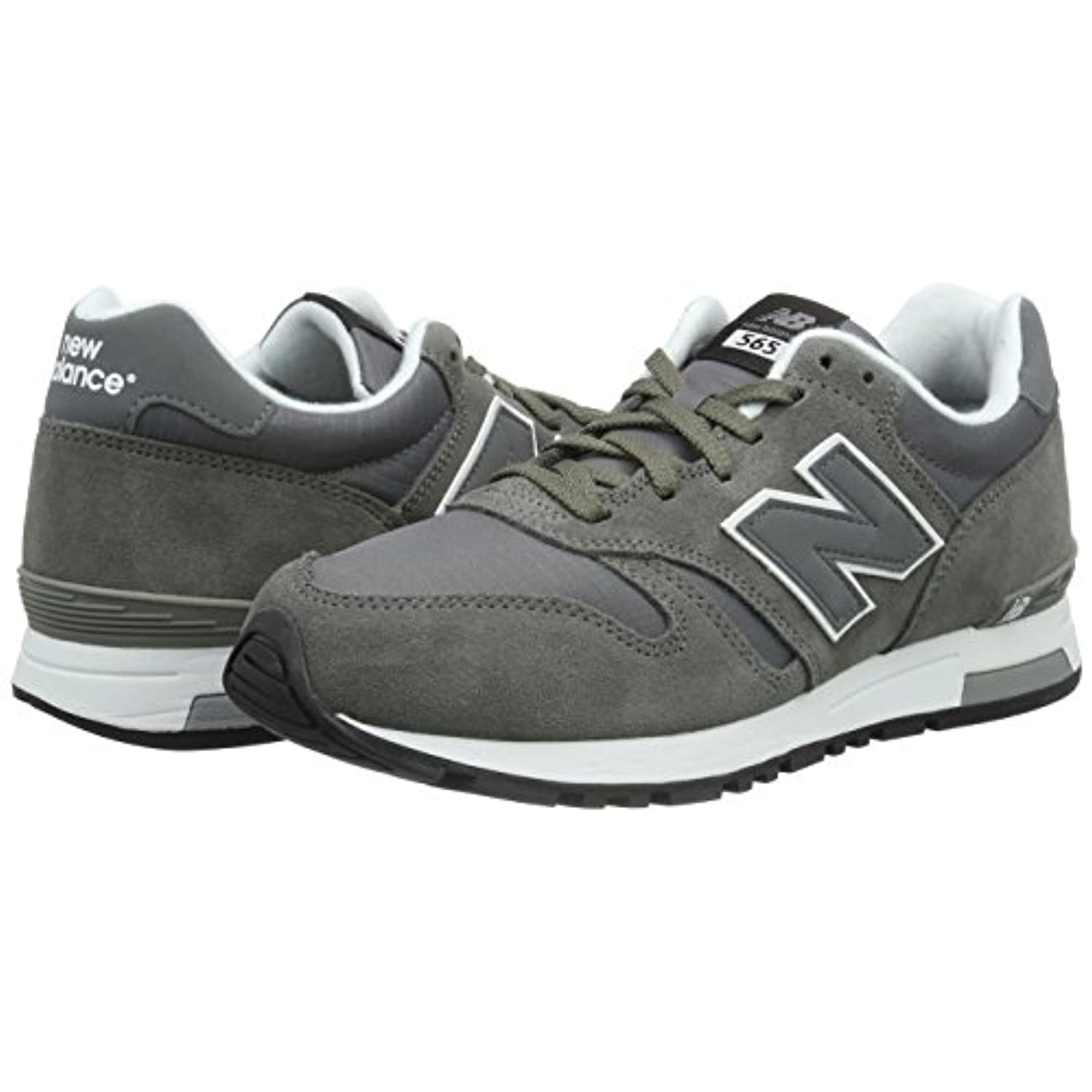 New Balance Men's Ml565 Classic Running Shoe, Grey | eBay