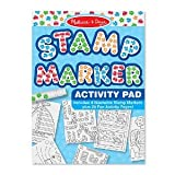 Melissa & Doug Stamp Maker Activity Pad, Blue
