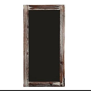 Rustic Style Wood Framed Erasable Blackboard / Chalk Message Memo Board / Restaurant Store Sign - MyGift®