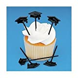 72 pc Graduation Cupcake or Appetizer Picks