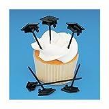72 pc Graduation Cupcake or Appetizer Picks