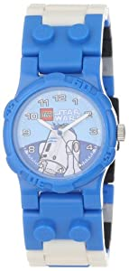 LEGO Kids' 9002915 Star Wars R2D2 Watch