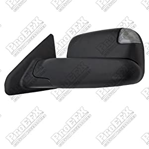 DODGE RAM 1500 Tow Mirrors EFXMRDOD02HET : Amazon.com : Automotive