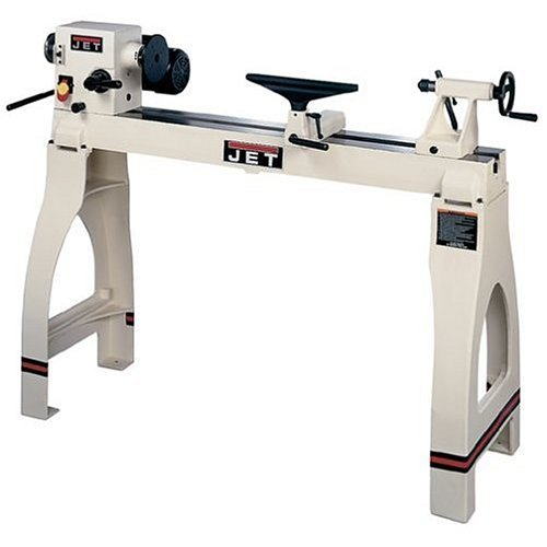 JET 708358K JWL-1442VSK 14-by-42-Inch VS PRO Wood Lathe with Legs