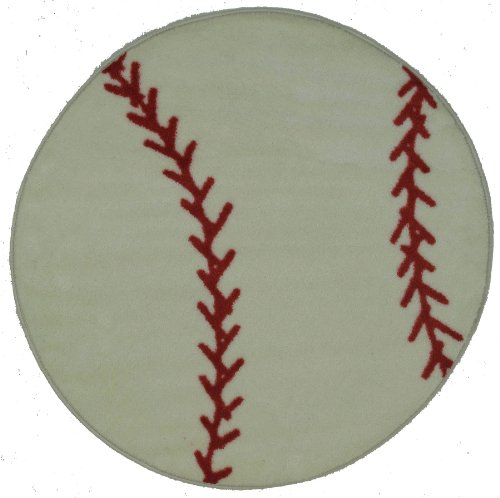 Baseball Rug: Sports Bedding And Bedroom Accessories