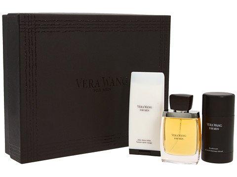 Vera Wang Cologne 3 Piece Gift Set by Vera Wang Fragrances for Men.