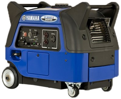 Yamaha ef3000is inverter portable generator review power for Yamaha generator ef3000is