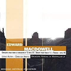 MacDowell - Piano Concerto No 2